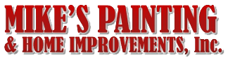 Mikes Painting & Home Improvements, Inc., logo